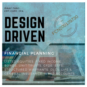 Design Driven Financial Planning Singapore