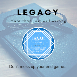 Legacy Planning in Singapore