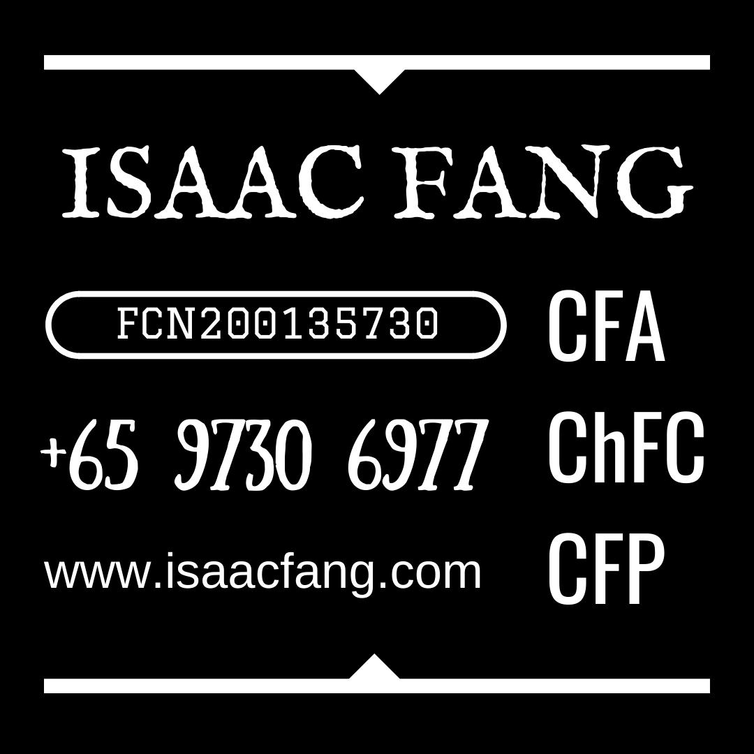 About Isaac Fang CFA