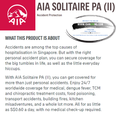 AIA Solitaire PA (2nd edition)