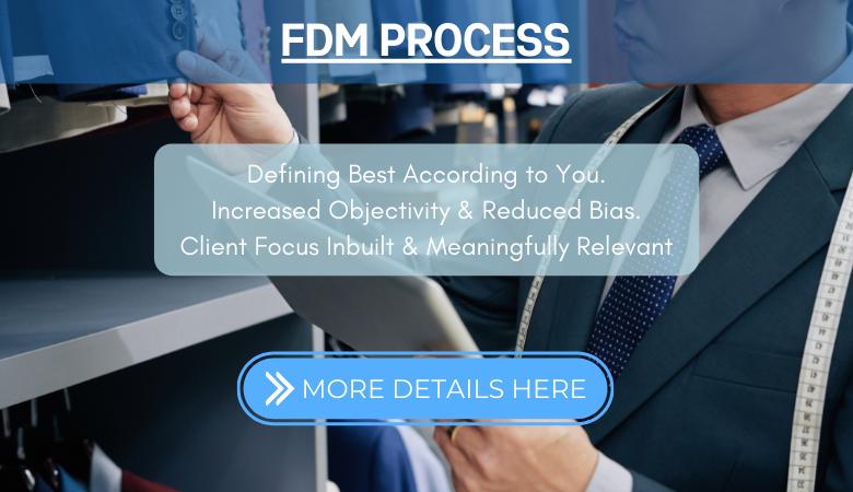 FDM process helps you