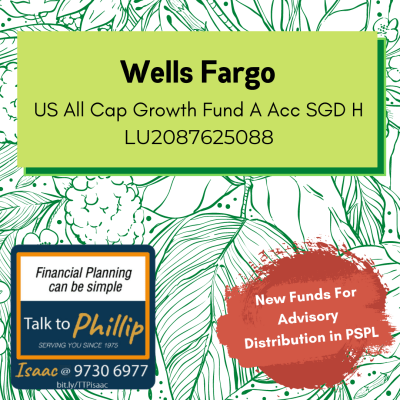 Wells Fargo US All Cap Growth Fund inclusion on POEMS