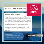 AIA Smart Flexi Rewards (2nd Edition)