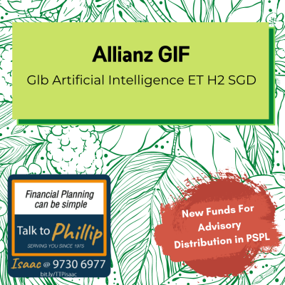 UT Allianz Global Artificial Intelligence included on POEMS