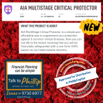 AIA Multistage Critical Protector
